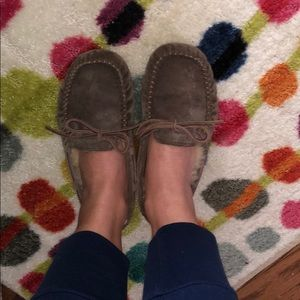 Women's Leather/🐑skin DAKOTA Uggs